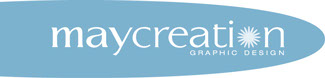 Maycreation Graphic Design - Dorset, South West England. Branding & Communications. Logos. Typographic expertise. Packaging. Press Ads. Websites